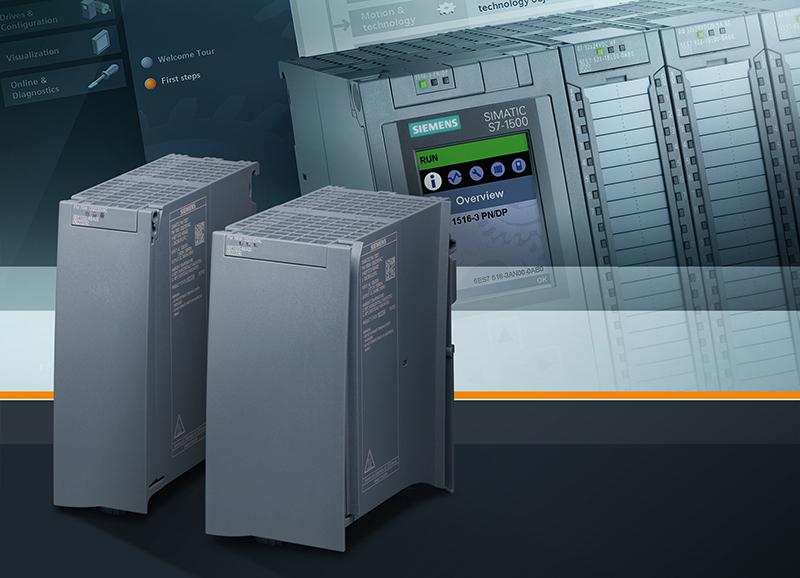 Siemens: Leistungsstarke Laststromversorgung erweitert Portfolio